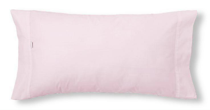 Funda almohada combi 50/50. Rosa
