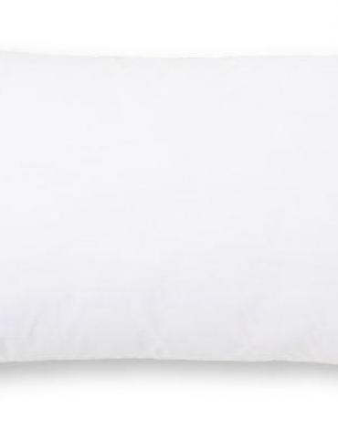 Funda almohada combi 50/50. Blanco