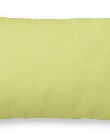 Funda almohada combi 50/50. Pistacho