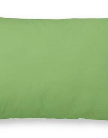 Funda almohada combi 50/50. Verde