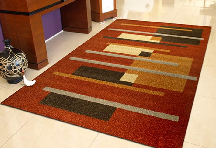 Suafr7 c alfombras modernas acr lico comprar for Alfombra yute barata